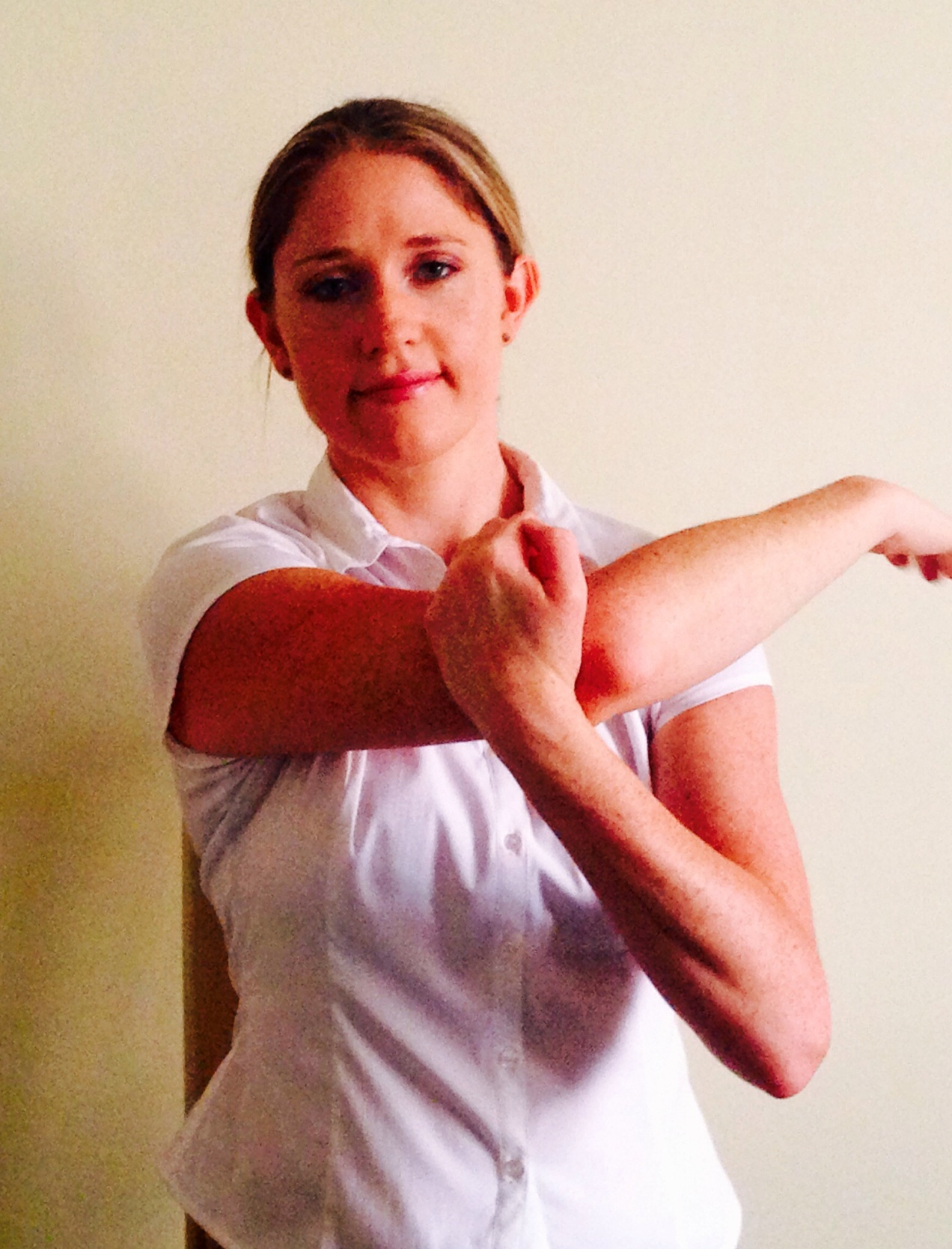 Shoulder Stretches | Body and Mindset Wellness